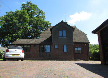 Thumbnail 4 bed detached house to rent in Chevening Road, Chipstead
