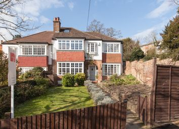 Thumbnail 5 bed semi-detached house for sale in Longton Avenue, London