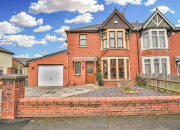 Thumbnail 3 bedroom semi-detached house for sale in St Marys Road, Whitchurch, Cardiff