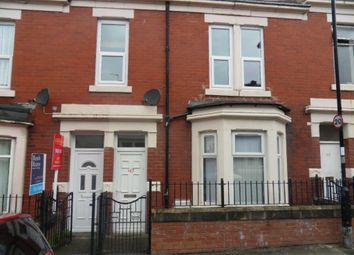 Thumbnail 2 bedroom flat to rent in Ellesmere Road, Benwell, Newcastle Upon Tyne