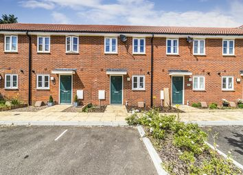 Thumbnail 2 bed terraced house for sale in Realmwood Close, Canterbury