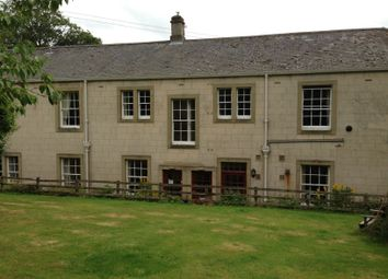 Thumbnail 3 bed flat to rent in West Flat, Newbrough Lodge, Newbrough, Hexham
