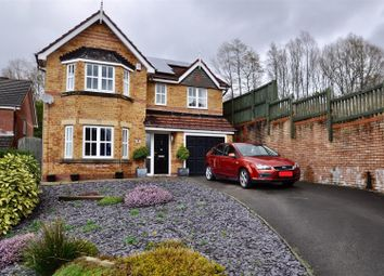 Thumbnail 4 bed detached house for sale in Standrick Hill Rise, Stalybridge