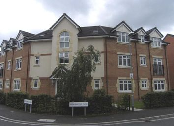 Thumbnail 3 bed flat to rent in Cedarwood Close, Manchester
