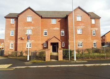 Thumbnail 1 bedroom flat to rent in Burwaye Close, Lichfield