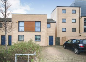 Thumbnail 3 bed end terrace house for sale in Collier Place, Edinburgh