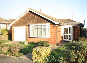 Thumbnail 2 bed detached bungalow for sale in Millham Close, Bexhill-On-Sea