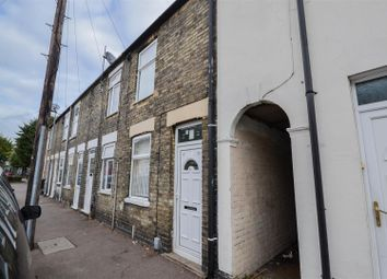 Thumbnail 2 bedroom terraced house for sale in Craig Street, Peterborough