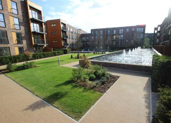 Thumbnail 1 bed flat to rent in Clement Court, Stanmore Place