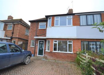 Thumbnail 3 bed semi-detached house to rent in Willingdon Avenue, Bexhill-On-Sea