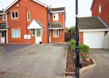 Thumbnail 2 bed flat to rent in Grange Farm Drive, Sheffield