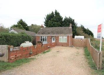 Thumbnail 2 bed bungalow for sale in Middle Marsh Road, Moulton Marsh