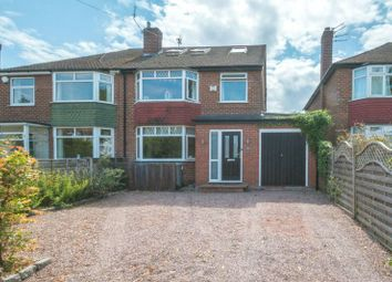 Thumbnail 4 bed semi-detached house for sale in Wood Lane, Timperley, Altrincham