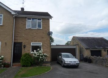 Thumbnail 2 bed semi-detached house to rent in Ram Alley, Stoke Goldington