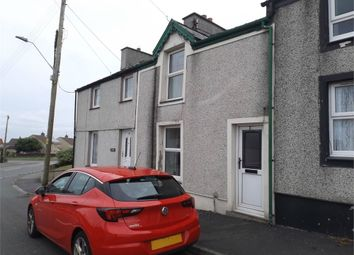 Thumbnail 2 bed terraced house for sale in Machine Street, Amlwch, Anglesey