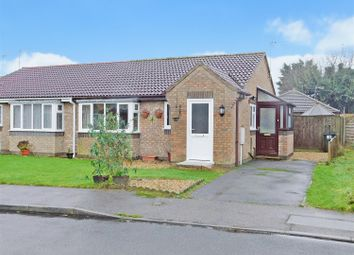 Thumbnail 2 bedroom semi-detached bungalow for sale in Thames Crescent, Hogsthorpe, Skegness, Lincs