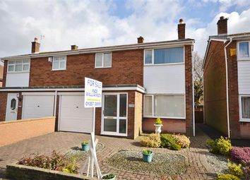 Thumbnail 3 bed semi-detached house for sale in Park Road, Coppull, Chorley