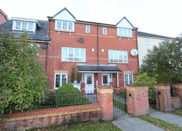 Thumbnail 3 bed town house for sale in Adswood Road, Cale Green, Stockport