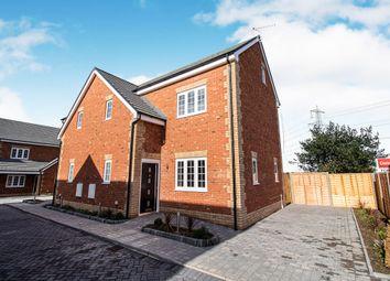 Thumbnail 3 bedroom semi-detached house for sale in Grovebury Farm Close, Leighton Buzzard