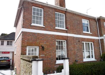 Thumbnail 2 bed cottage to rent in High Street, Cowden, Edenbridge