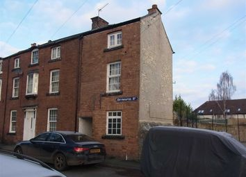 Thumbnail 1 bed terraced house to rent in 1, Brynhafod Road, Oswestry, Shropshire