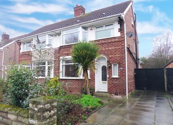 Thumbnail 3 bed semi-detached house for sale in Borrowdale Road, Bebington, Wirral