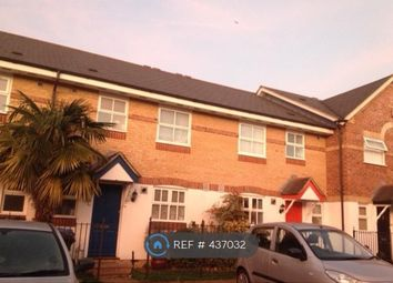 Thumbnail 3 bed terraced house to rent in Leigh Hunt Drive, London