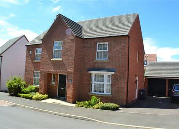 Thumbnail Detached house to rent in Jubilee Way, Burbage, Hinckley, Leicestershire