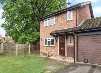 Thumbnail 3 bed link-detached house for sale in Clayhanger, Guildford, Surrey