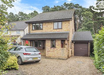 3 bed detached house for sale in Furzehill Crescent, Crowthorne, Berkshire RG45