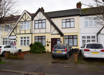 Thumbnail 3 bed terraced house for sale in Coniston Gardens, Ilford, Essex