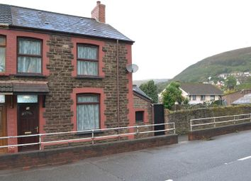 Thumbnail 2 bed semi-detached house for sale in Dyffryn Road, Taibach, Port Talbot, Neath Port Talbot.