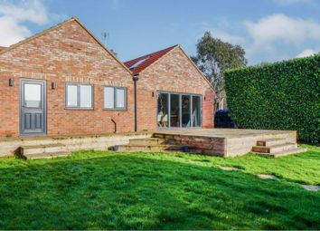 Thumbnail 3 bed detached bungalow for sale in Queens Close, Wereham, King's Lynn.