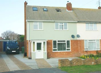 Thumbnail 4 bed semi-detached house for sale in Eridge Road, Eastbourne, East Sussex