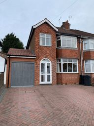 Thumbnail 3 bed semi-detached house to rent in Weymoor Road, Harborne, Birmingham
