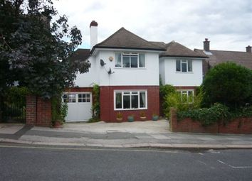 Thumbnail 5 bed detached house to rent in Ridgway Place, Wimbledon, London
