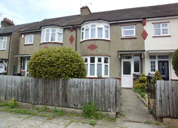 Thumbnail 3 bed terraced house to rent in Ferndale Road, Gravesend