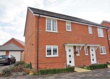 Thumbnail 3 bed semi-detached house for sale in Ernest Fitches Way, Littlehampton