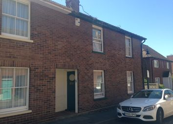 Thumbnail 2 bed terraced house to rent in Cossington Road, Canterbury, Kent