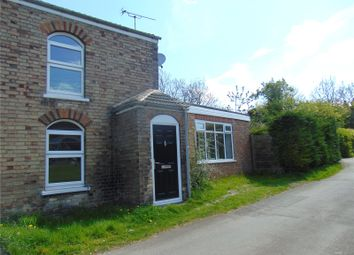 Thumbnail 2 bed semi-detached house to rent in North Halls, Binbrook, Market Rasen