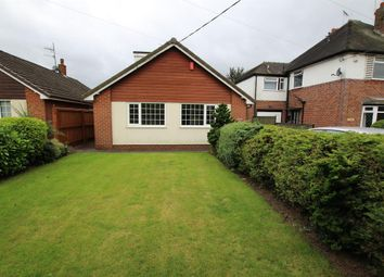 Thumbnail 3 bedroom detached bungalow to rent in Station Road, Endon, Stoke-On-Trent