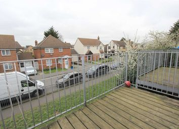 Thumbnail 2 bed flat for sale in Westwood Road, Seven Kings, Essex