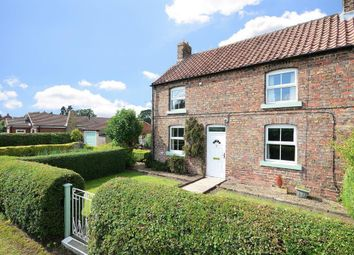 Thumbnail 2 bed semi-detached house for sale in Upsall Road, South Kilvington, Thirsk
