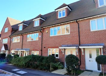 Thumbnail 3 bedroom town house for sale in Guardhouse Way, London