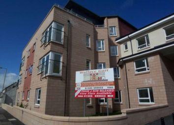 Thumbnail 2 bed flat to rent in Main Road, Elderslie, Johnstone