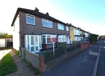 Thumbnail 3 bed semi-detached house for sale in Warren Terrace, Eastern Avenue West, Chadwell Heath, Romford