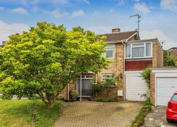 Thumbnail 4 bed semi-detached house for sale in Home Park, Hurst Green, Surrey