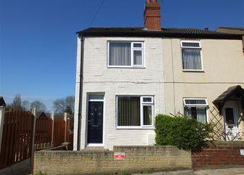 Thumbnail 2 bedroom semi-detached house for sale in Egerton Road, Swallownest, Sheffield