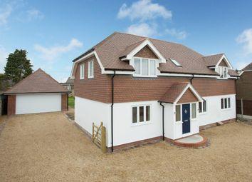 Thumbnail 5 bed detached house for sale in Adisham Road, Bekesbourne, Canterbury