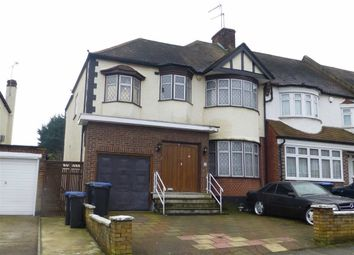 Thumbnail 5 bed semi-detached house for sale in Seafield Road, Arnos Grove, London